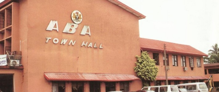 Aba Town Hall Building