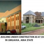 BCA BUILDING CONSTRUCTION IN UMUAHIA. ABIA STATE