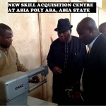 NEW SKILL ACQUISITION CENTRE AT ABIA POLY ABA, ABIA STATE (2)