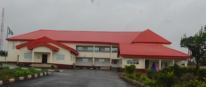 Nigeria's first class ultra-modern skills acquisition centre built by Her Excellency, Chief (Mrs.) Mercy Odochi Orji and commissioned by the First Lady, Dame  Patience Jonathan