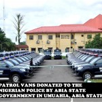 PATROL VANS DONATED TO THE POLICE BY ABIA STATE GOVERNMENT (2)