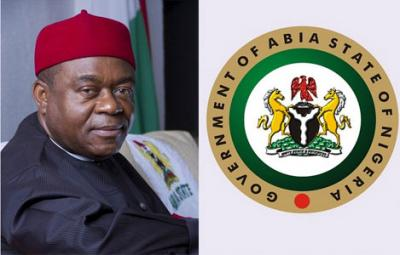 Governor T. A Orji of Abia State
