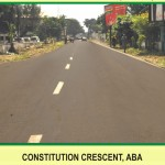 CONSTITUTION CRESCENT ABA, ABIA STATE