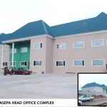 The New ASEPA Office Complex Umuahia