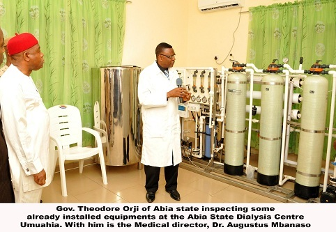 ABIA DIALYSIS CENTRE