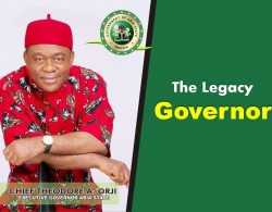 T.A Orji the legacy Governor