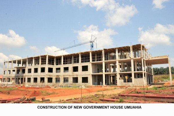 The New Abia State JAAC bUILDING