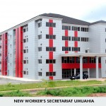 The Abia State Worker Secretariat By T.A Orji Ochendo