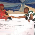 Abia State Youth Empowerment Graduate Grant Facility presentation