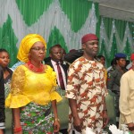 Nigeria @ 54 Independence Day celebrations in Abia