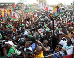 Abia PDP flag off