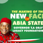 THE MAKING OF THE NEW FACE OF ABIA STATE GOVERNOR T.A. ORJI'S LEGACY FOUNDATION