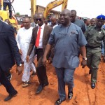 Inspection of Road Project in Aba